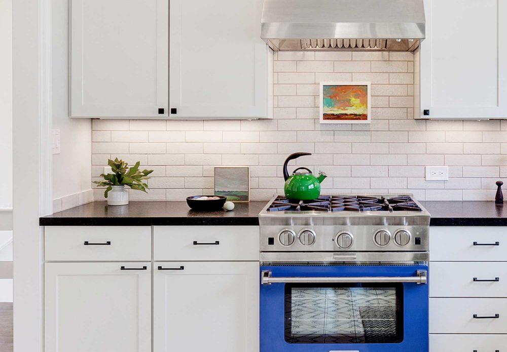remodern Mod Mediterranean kitchen